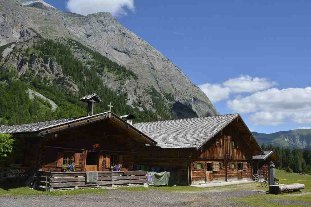 Die Engalm in Tirol