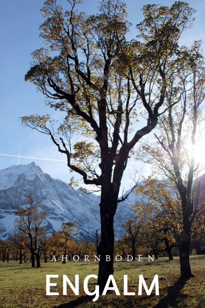Engalm Ahornboden - Traumort in den Alpen